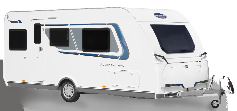 caravane 4 places caravane familiale allegra 470 fabricant caravelair. Black Bedroom Furniture Sets. Home Design Ideas